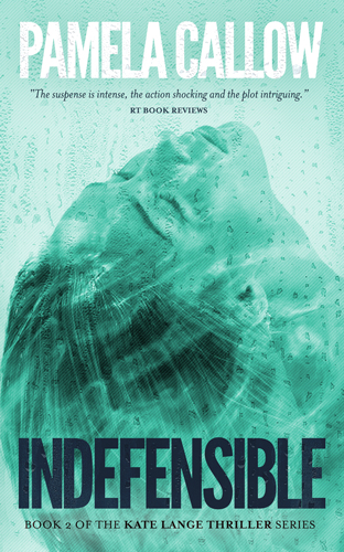 INDEFENSIBLE - Book 2 of the Kate Lange Thriller Series