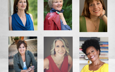 Introducing the Ladies of the Legal Thriller